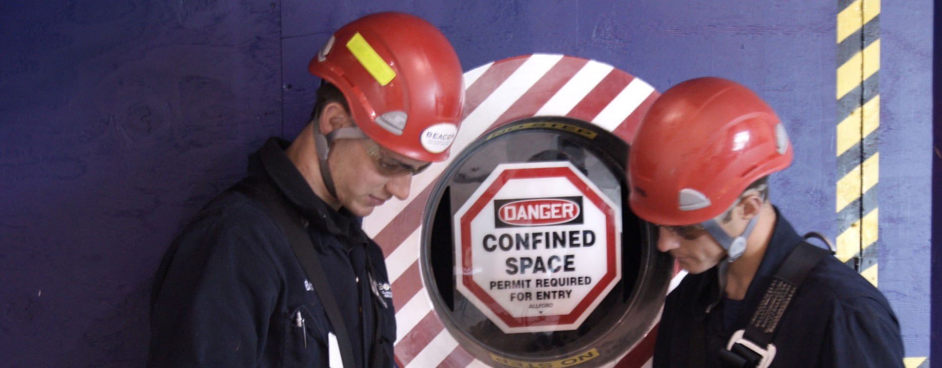 Confined Space Entry Training (NSTC & OSHA Version)